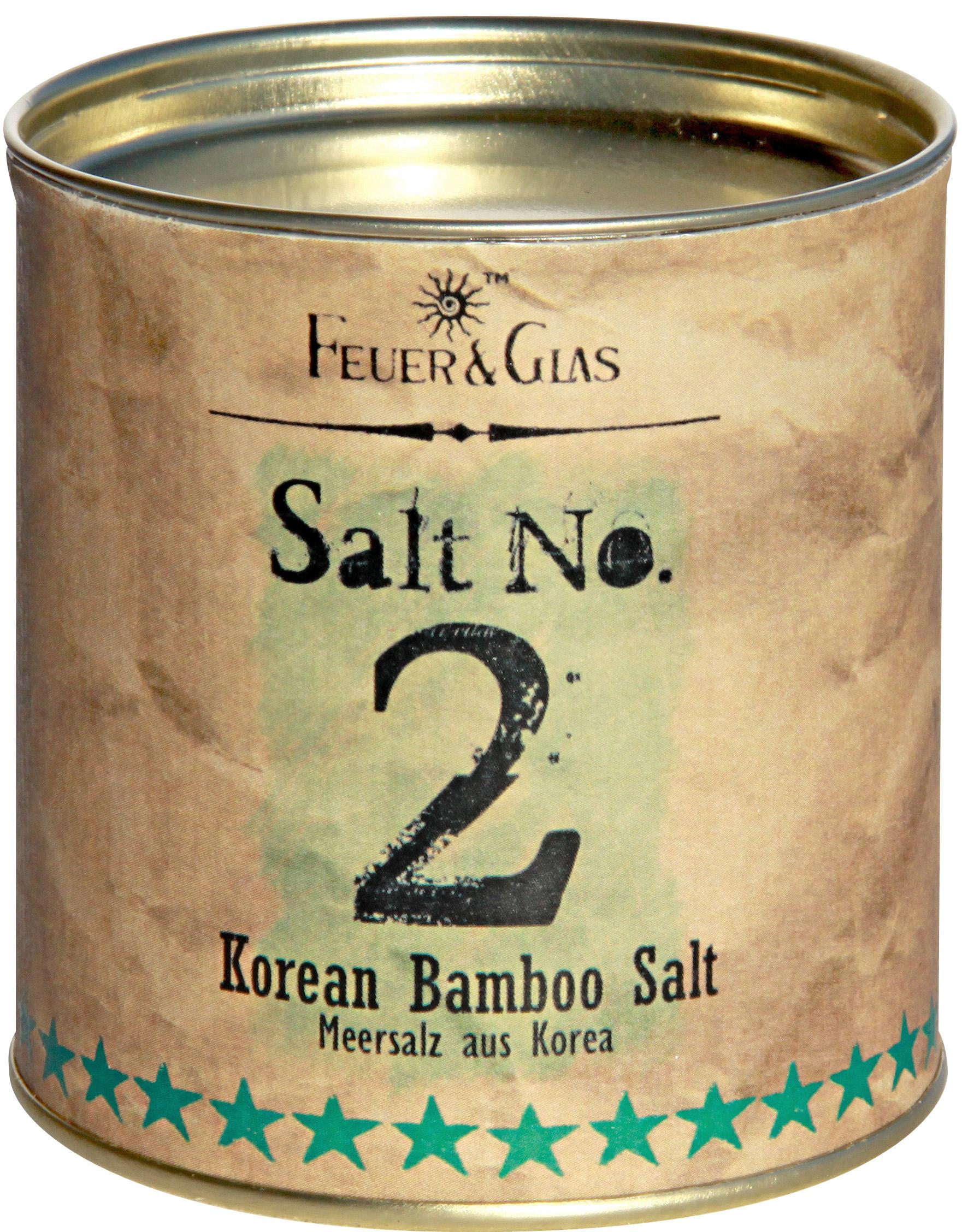 Salt No.2 - Korean Bamboo Salt