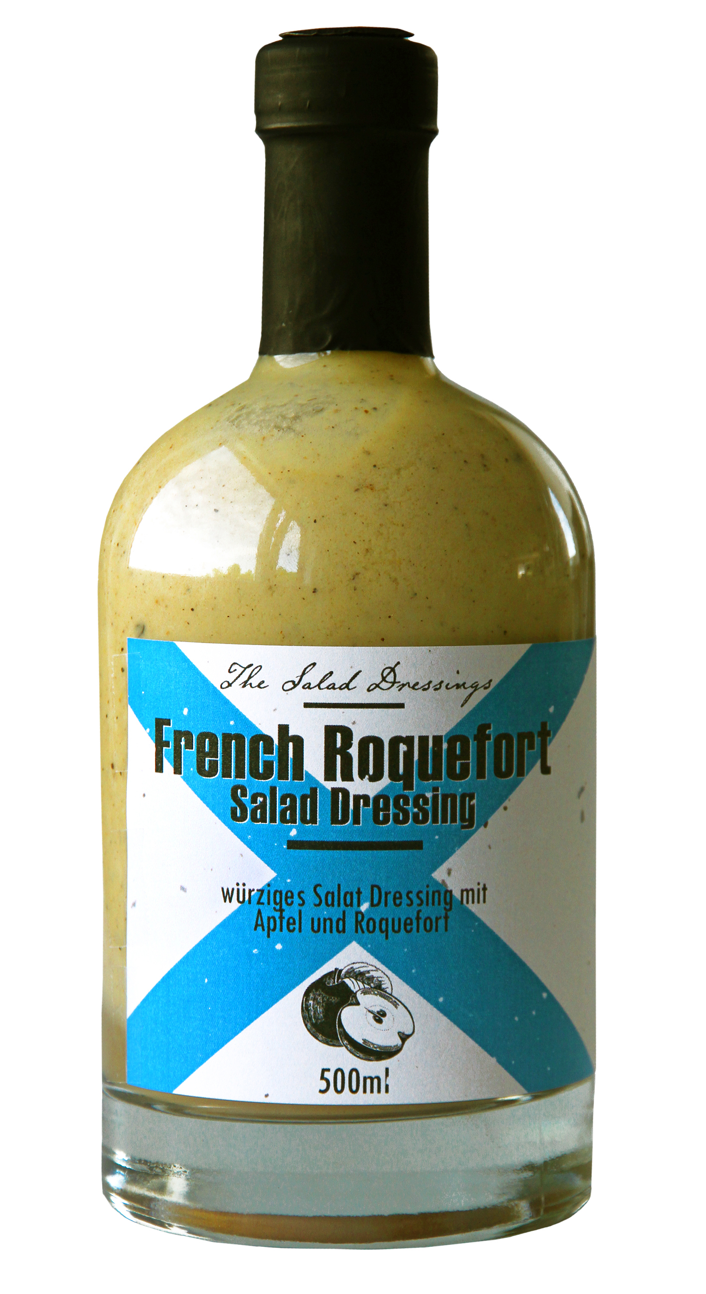 French Roquefort Salad Dressing  500 ml