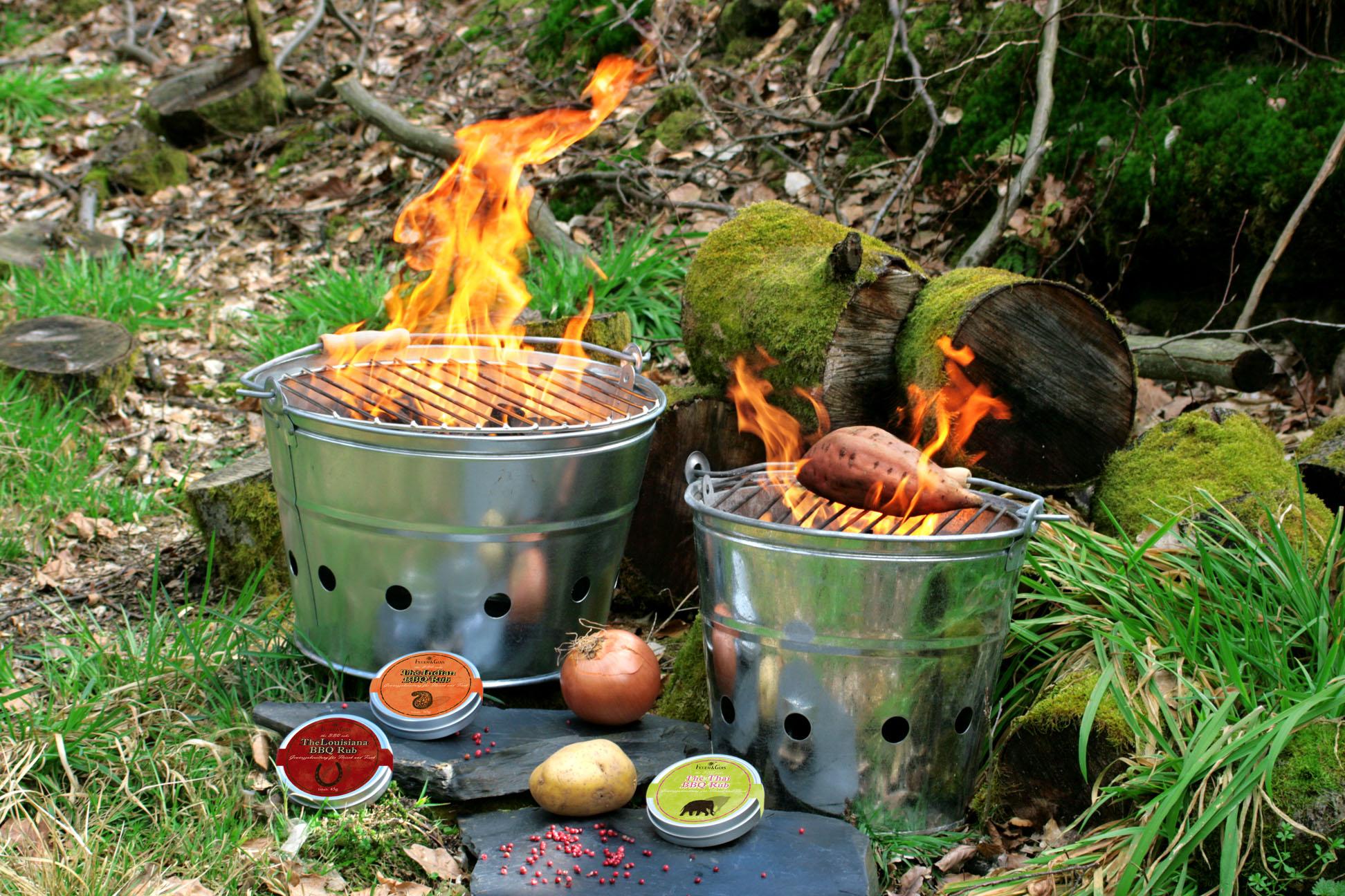 """BBQ Rub """"Indian"""""""
