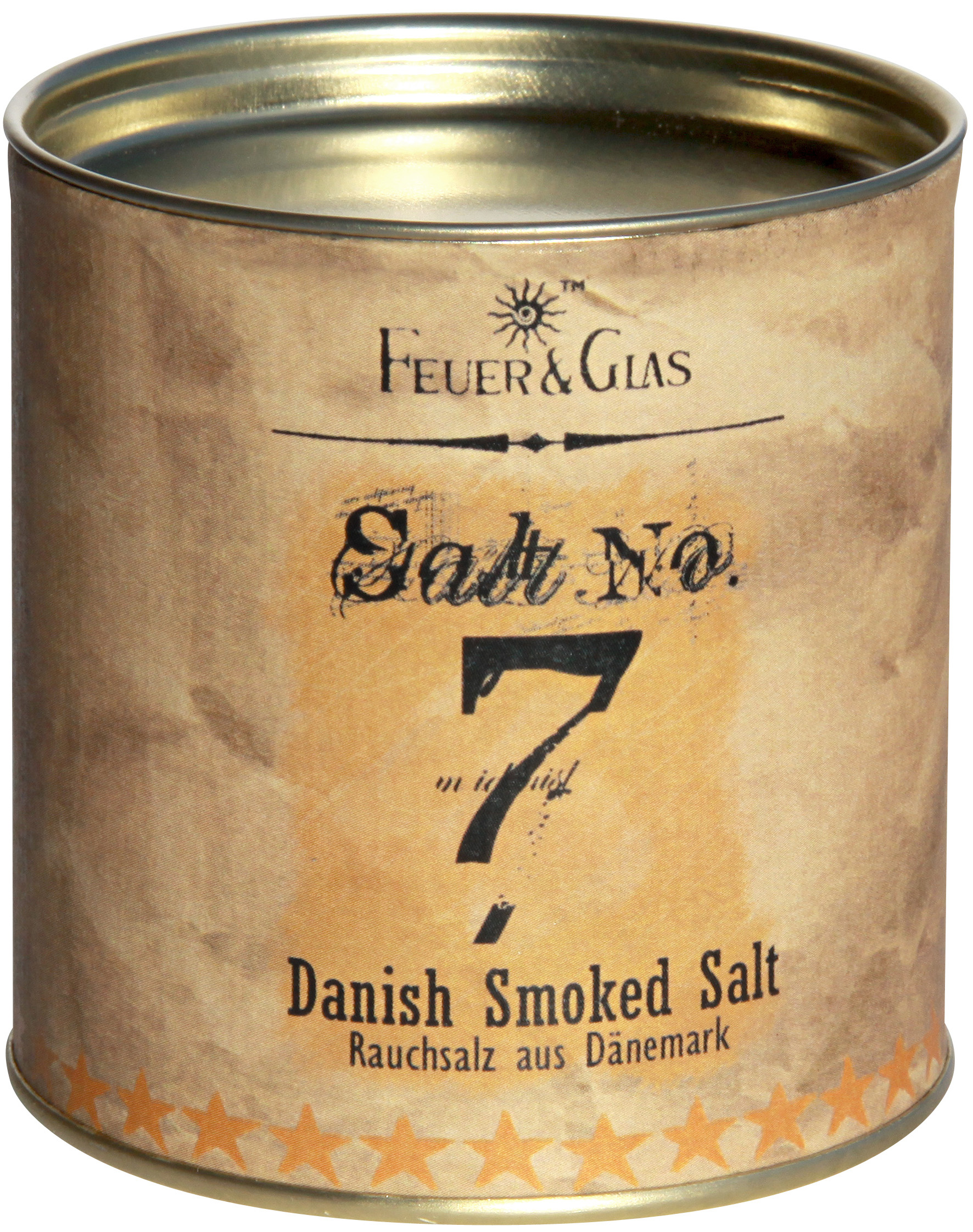 Salt No.7 - Danish Smoked Salt