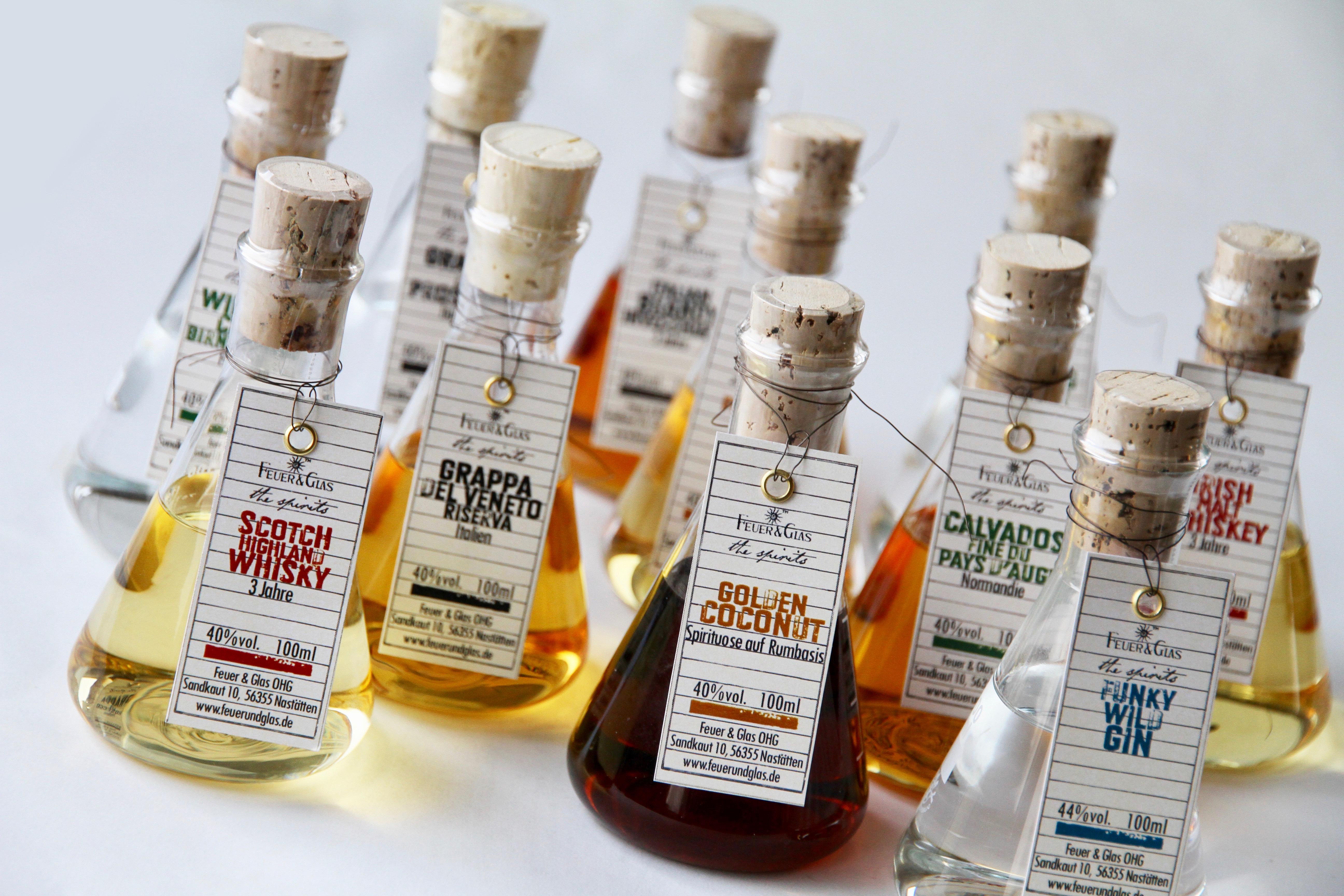 Irish Malt Whisky, 100 ml, 40%  VOL