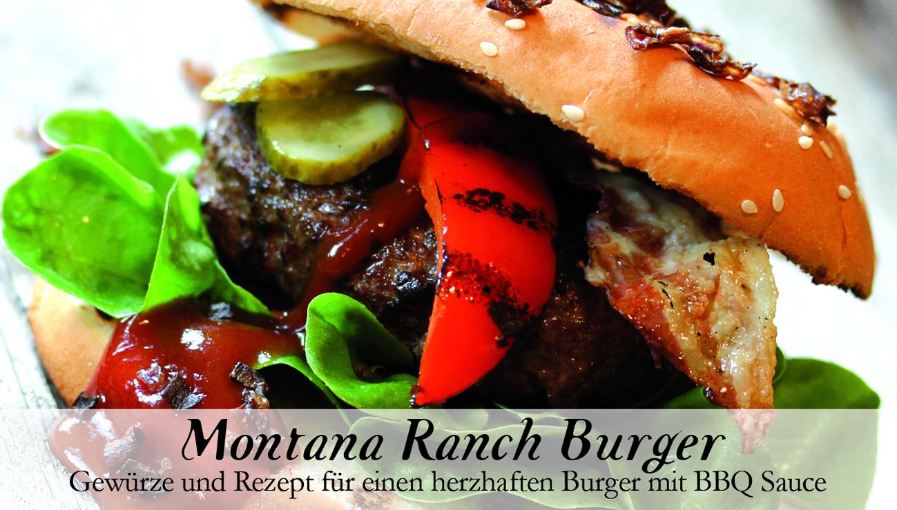 Montana Ranch Burger