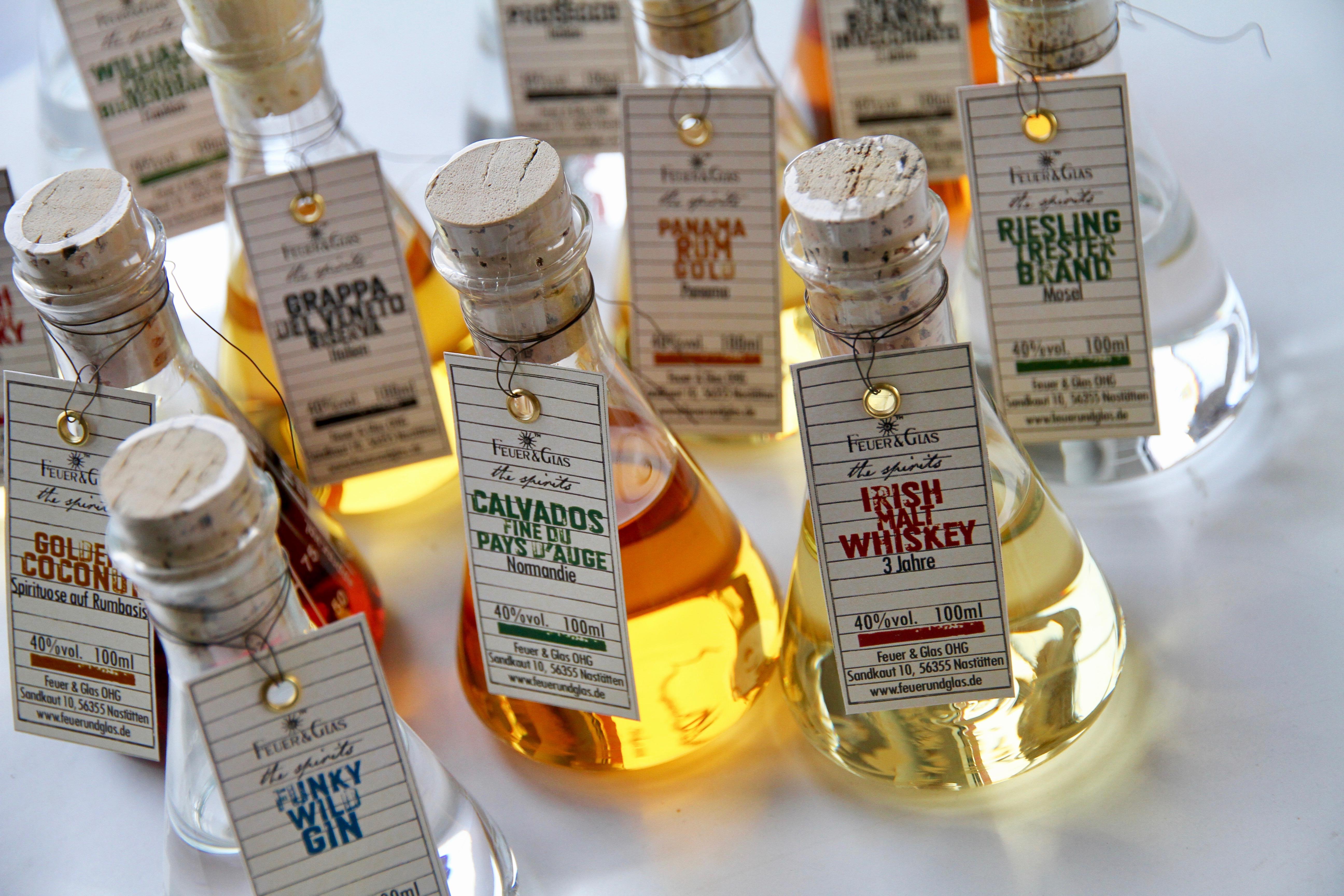 Italian  Brandy Invecchiato, 100 ml, 40%  VOL