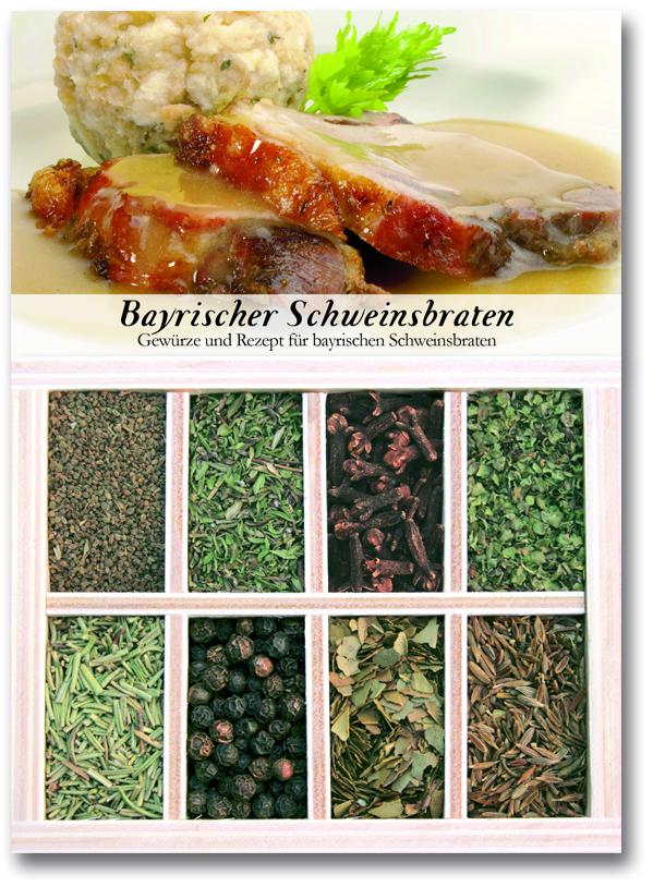 Bayrischer Schweinsbraten