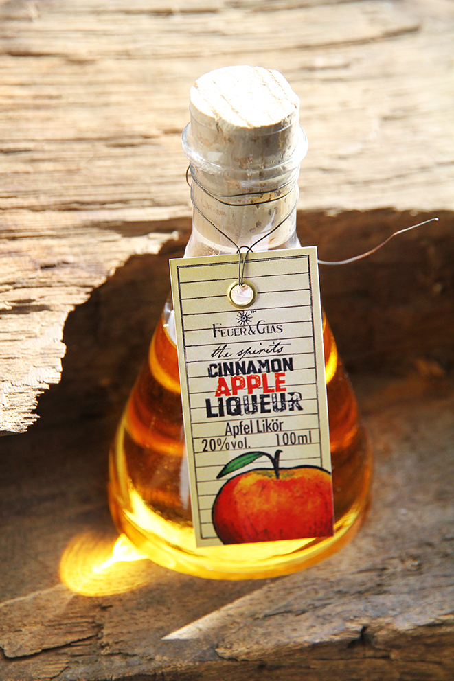 Cinnamon Apple Liqueur, 100 ml, 20%  VOL