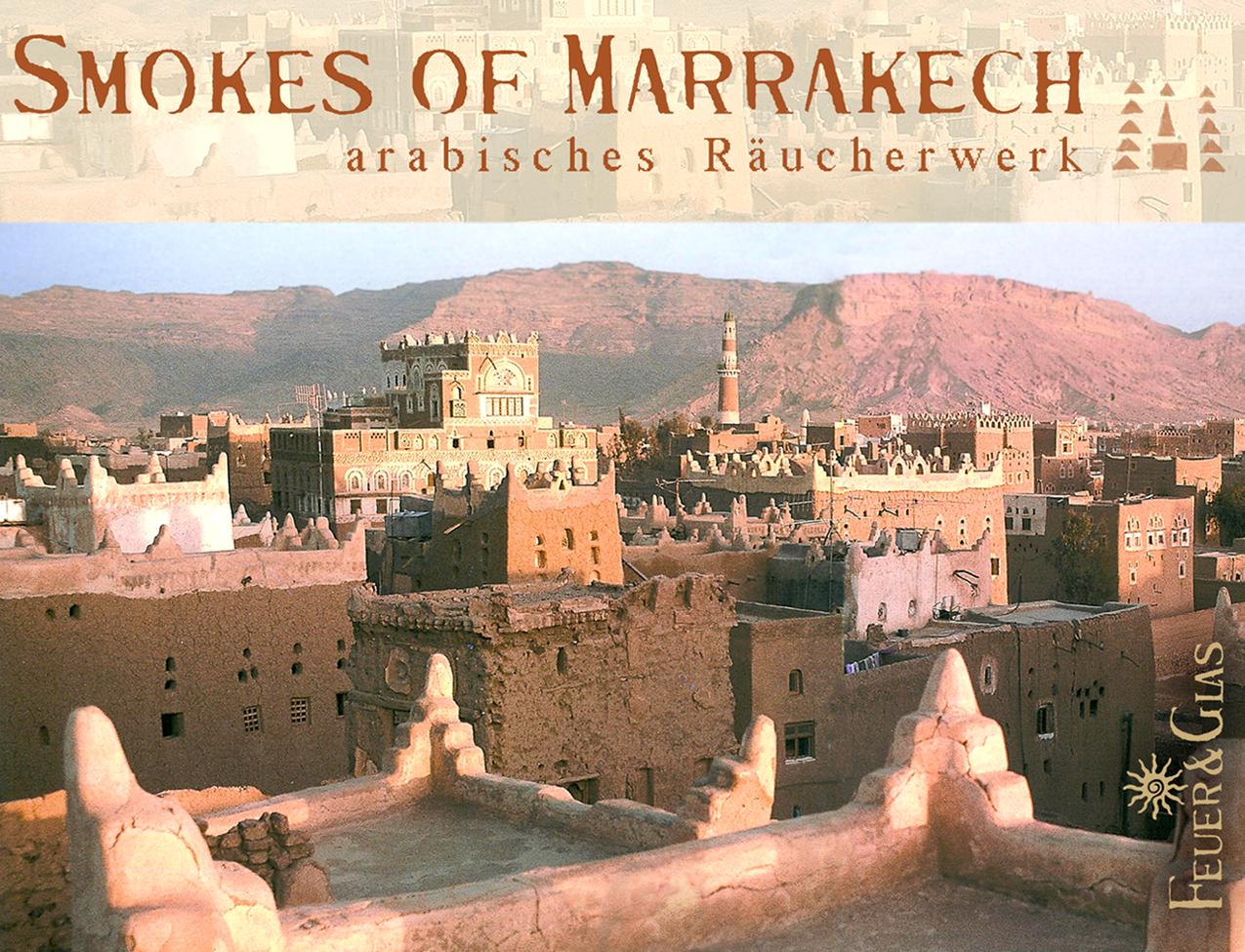 Smokes of Marrakech