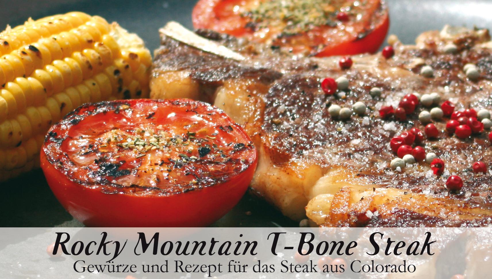 Rocky Mountain T-Bone Steak