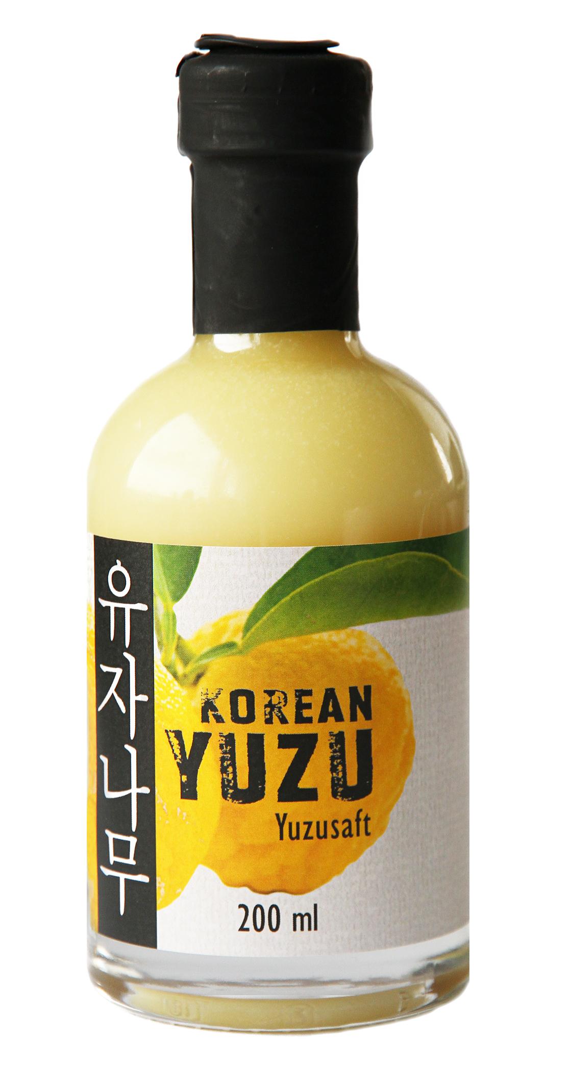 Korean Yuzu