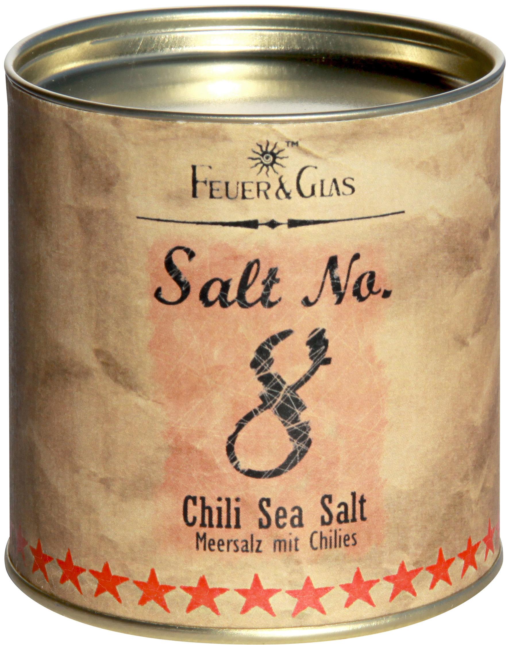 Salt No.8 - Chili Sea Salt