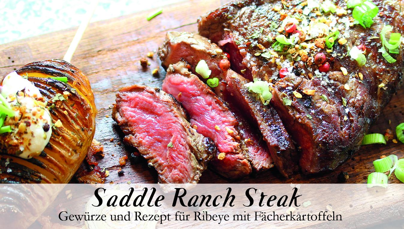 Saddle Ranch Gewürzkasten