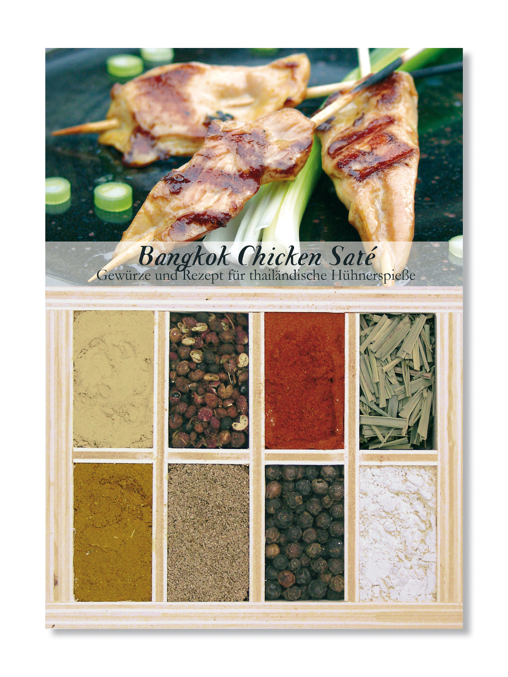 Bangkok Chicken Sate