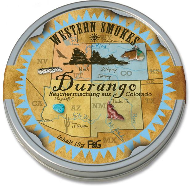 Durango - Räuchermischung aus Colorado
