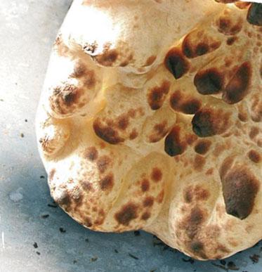 Beduinenbrot - Backmischung für Fladenbrot mit Gewürzen