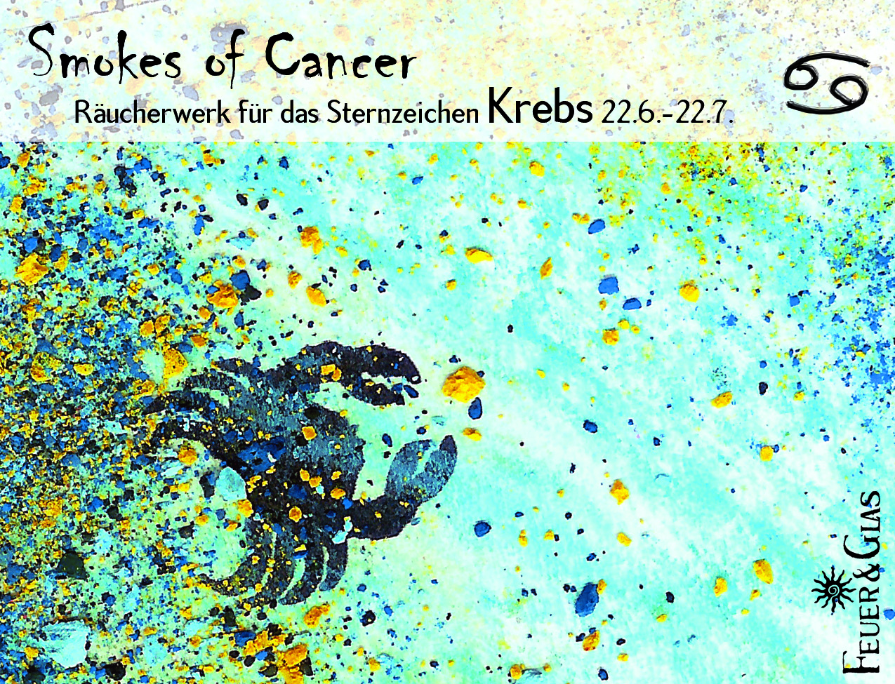 Smokes of Cancer - Krebs