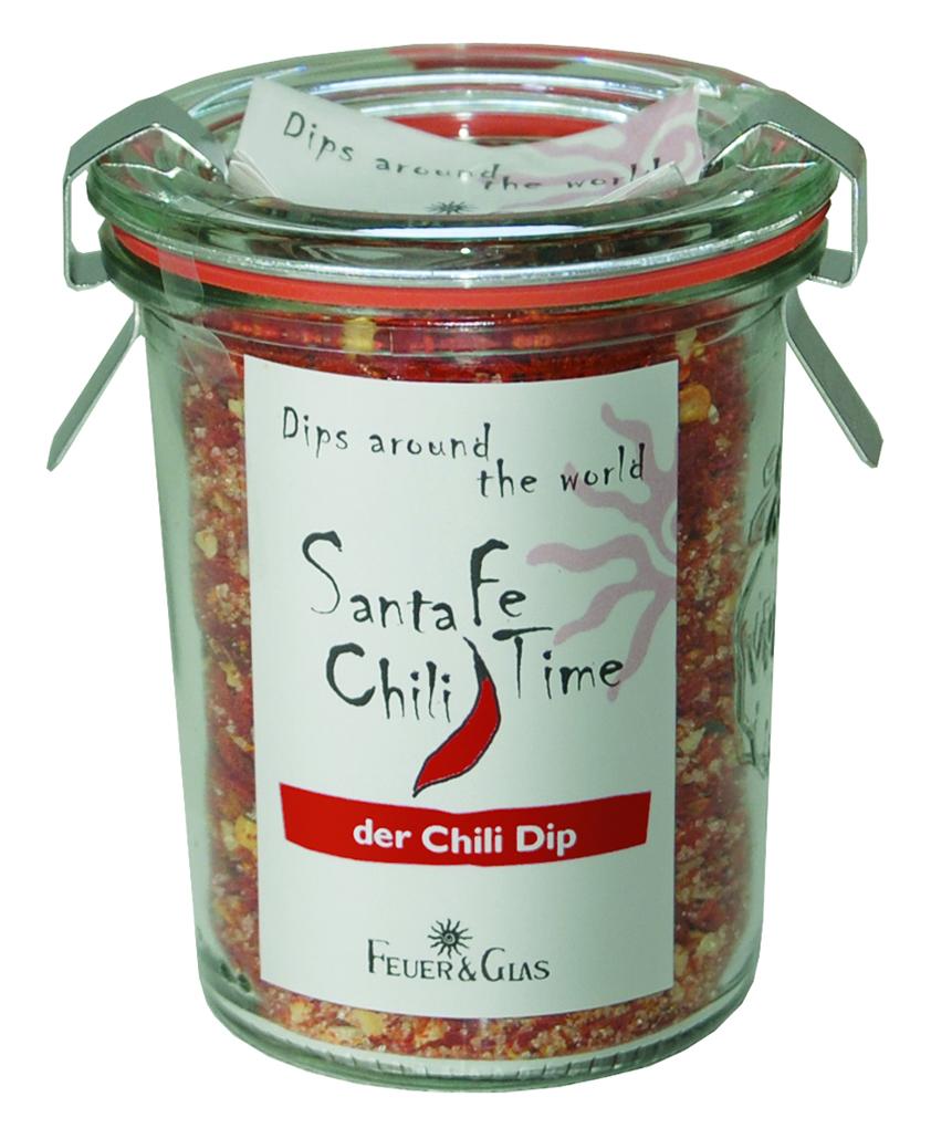 Santa Fe Chili Time - Dips around the World
