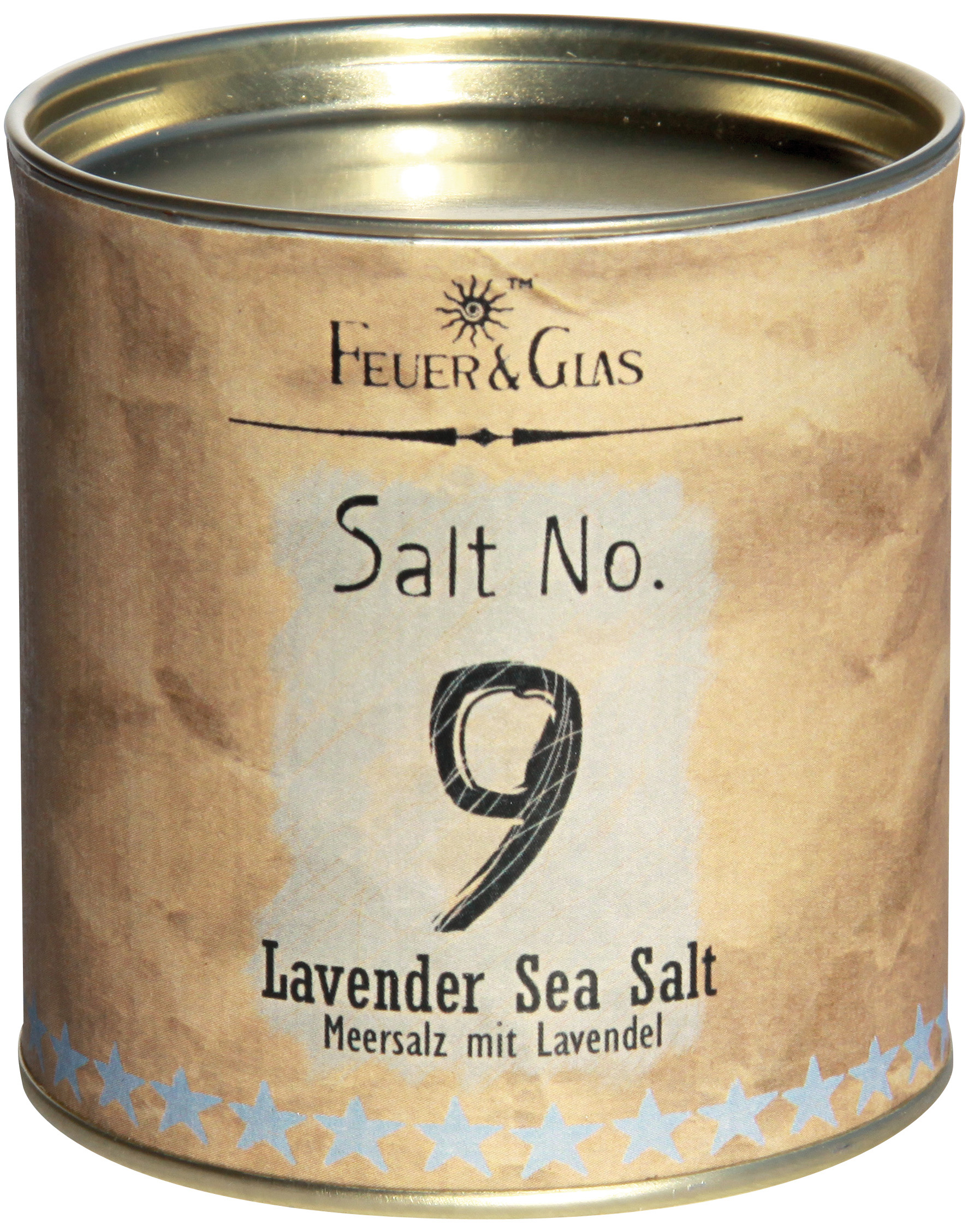 Salt No.9 - Lavender Sea Salt