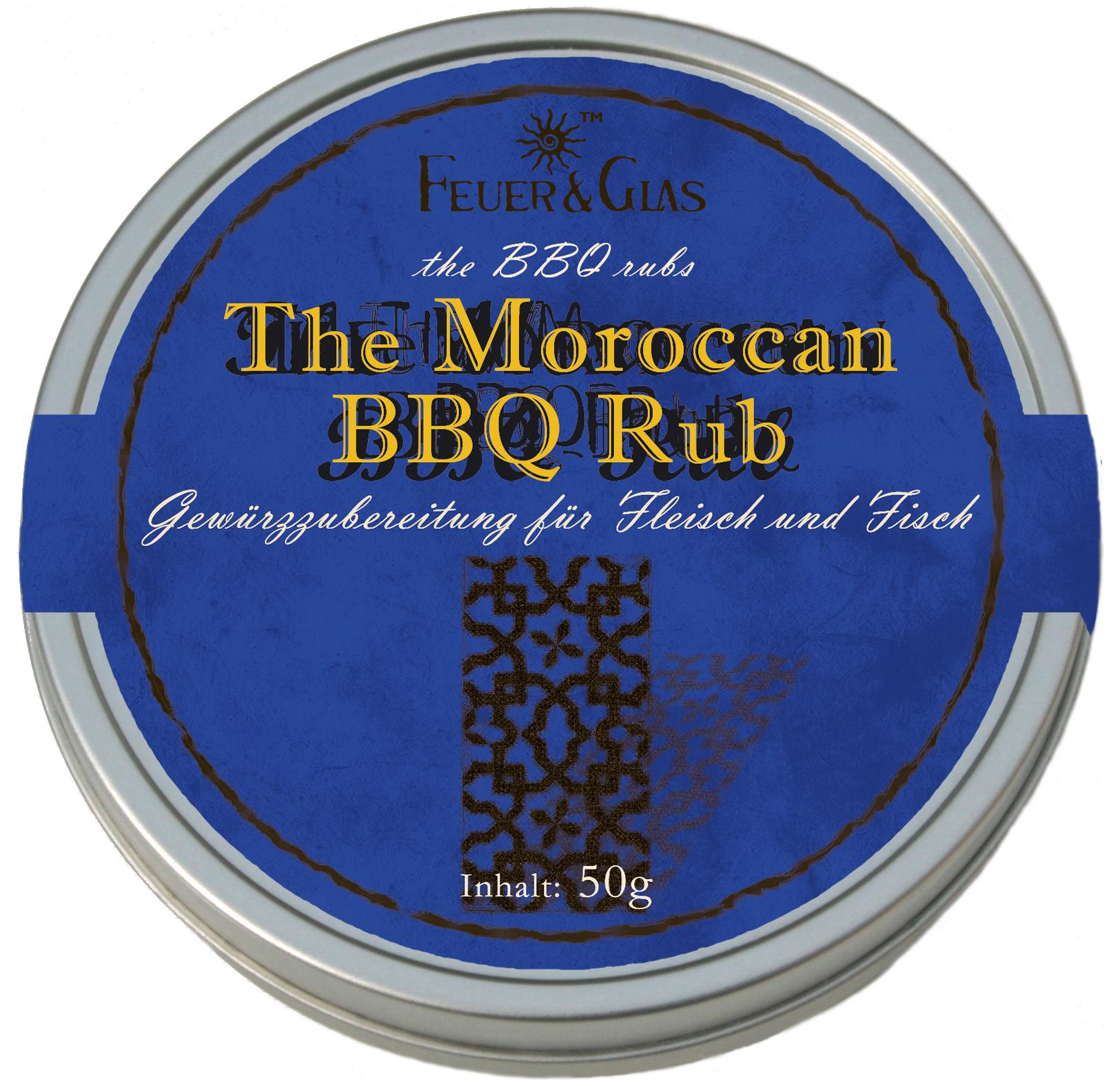 "BBQ Rub ""Moroccan"""
