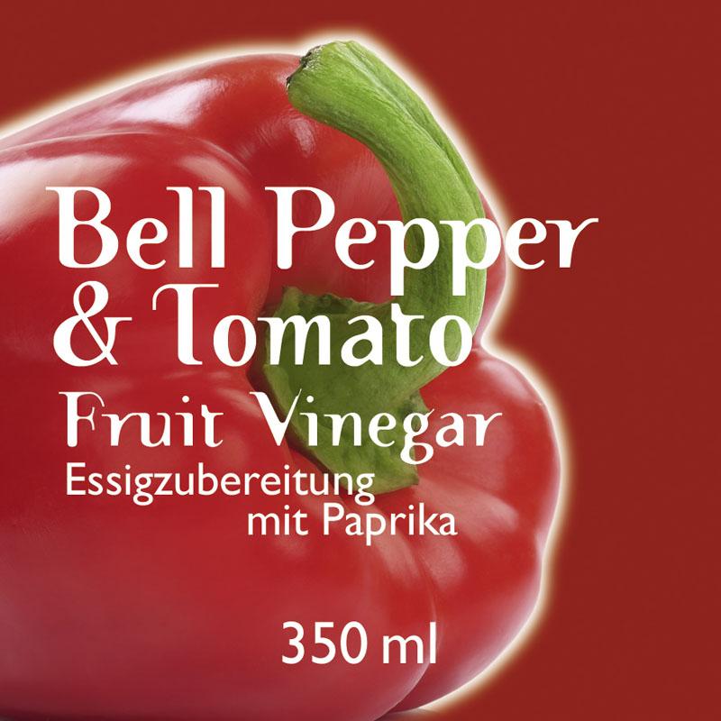 Bell Pepper & Tomato Fruit Vinegar