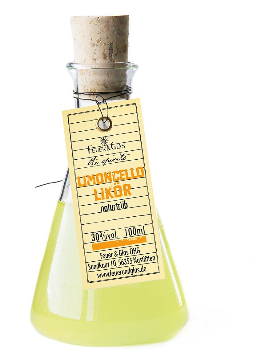 Limoncello Likör, 100 ml, 30%  VOL
