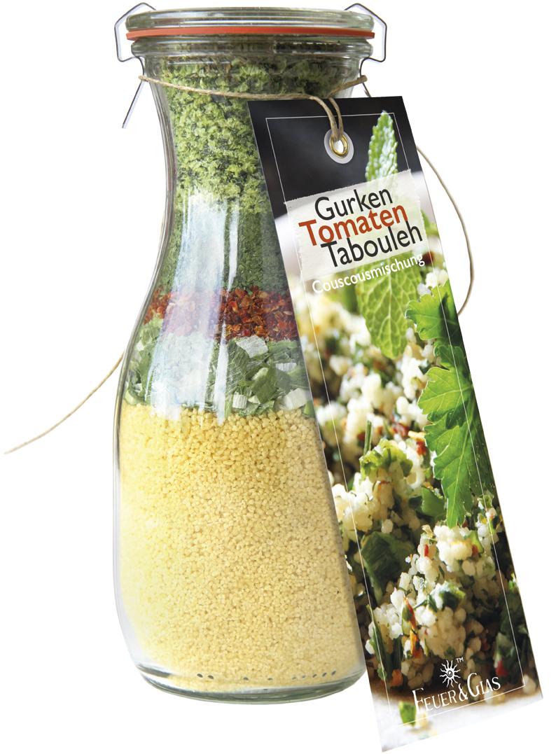 Gurken Tomaten Tabouleh Mini ( 250 ml)