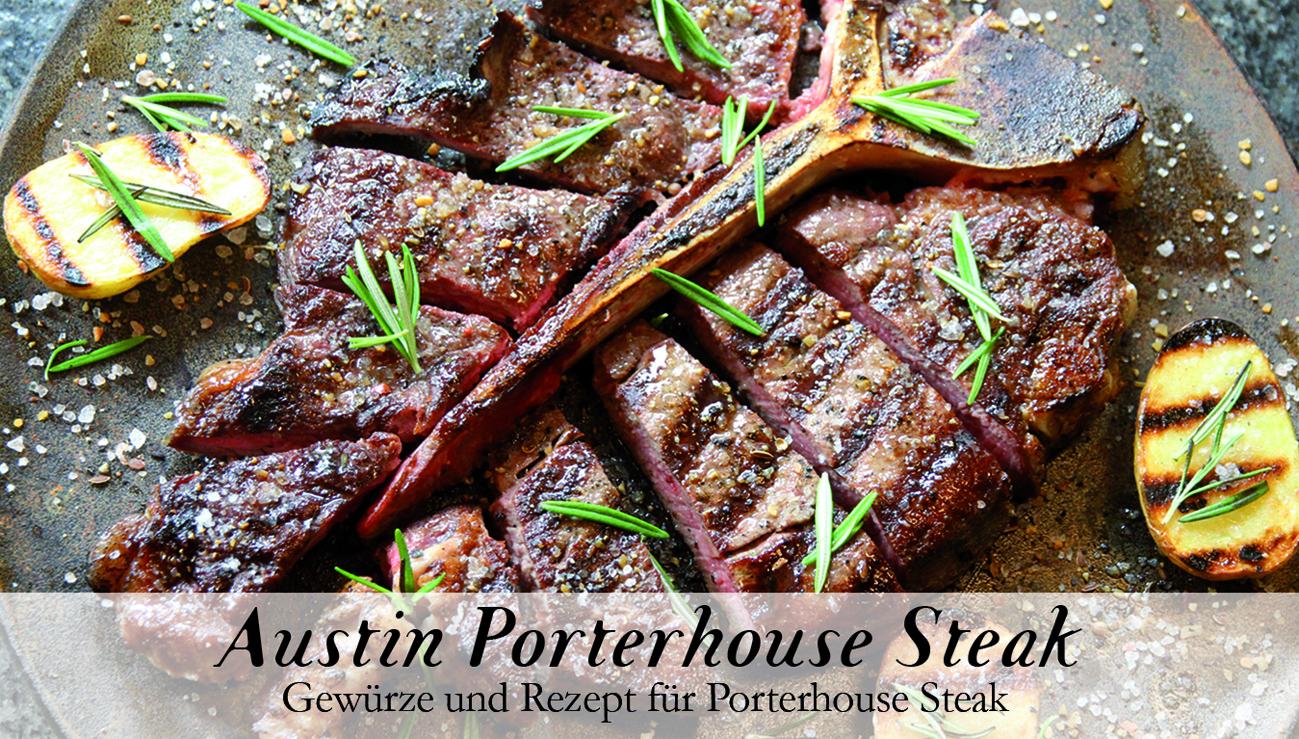 Austin Porterhouse Steak