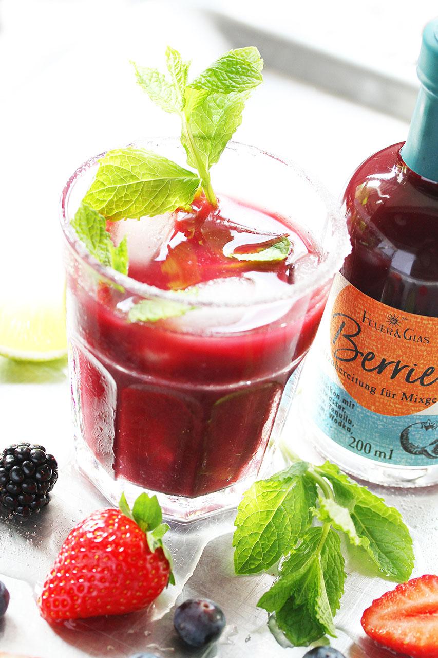 Berries-Großpackung
