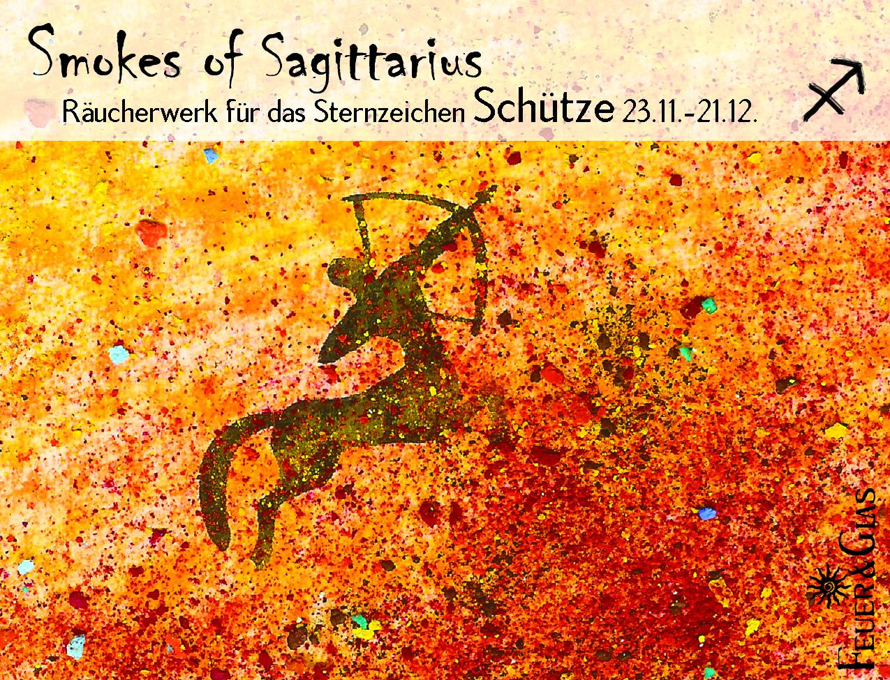 Smokes of Sagittarius - Schütze