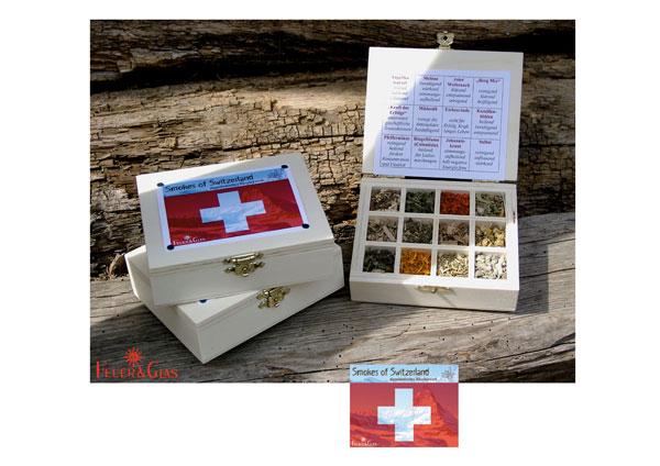 Smokes of Switzerland