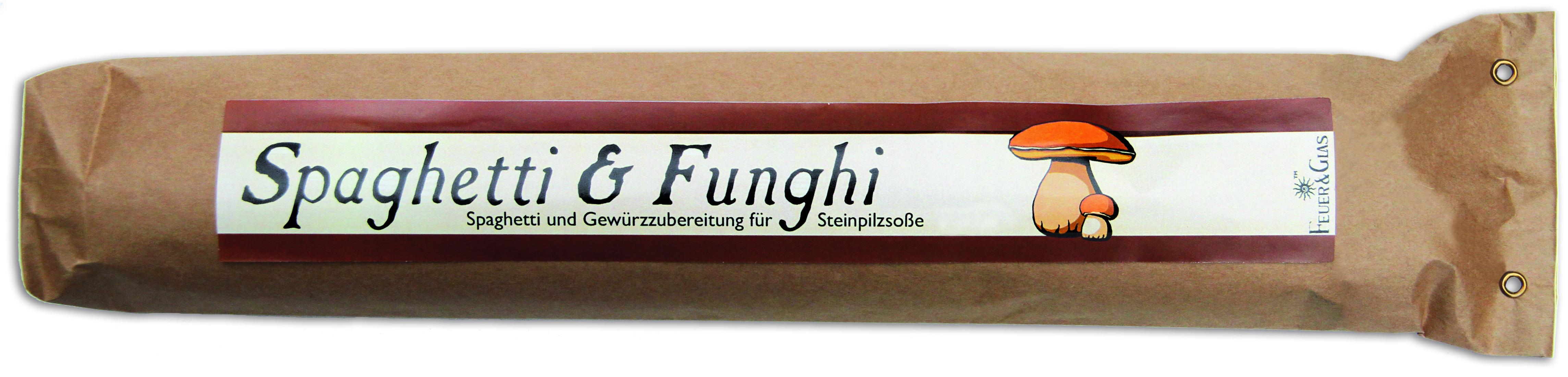 Spaghetti & Funghi