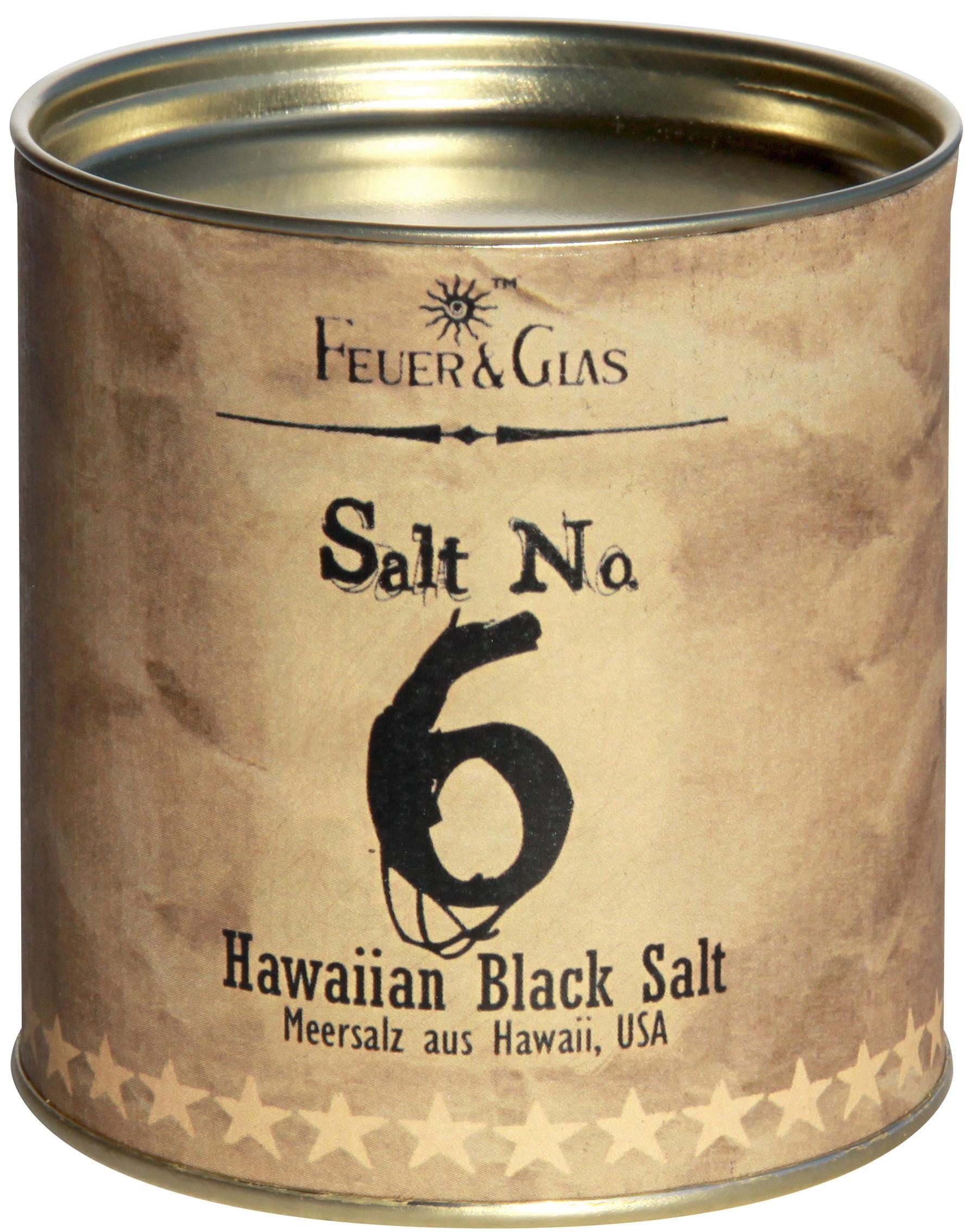 Salt No.6 - Hawaiian Black Salt