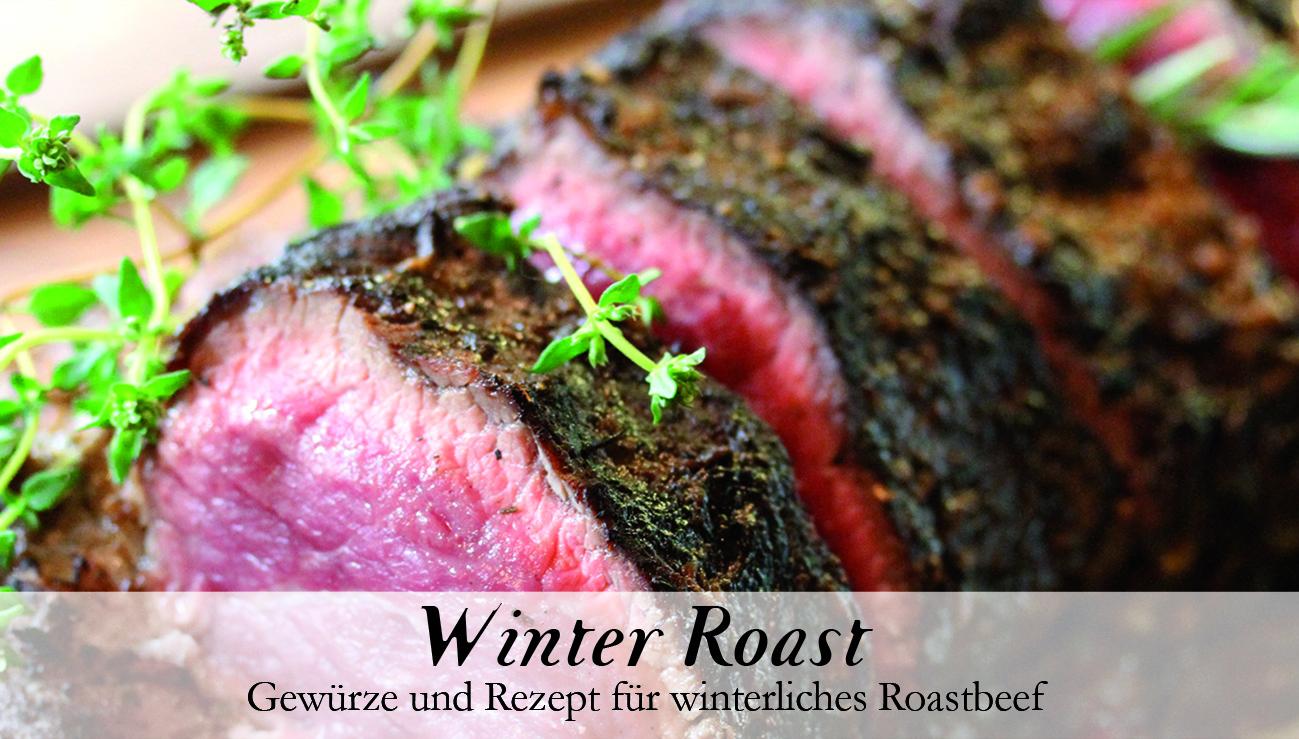 Winter Roast-Gewürzkasten