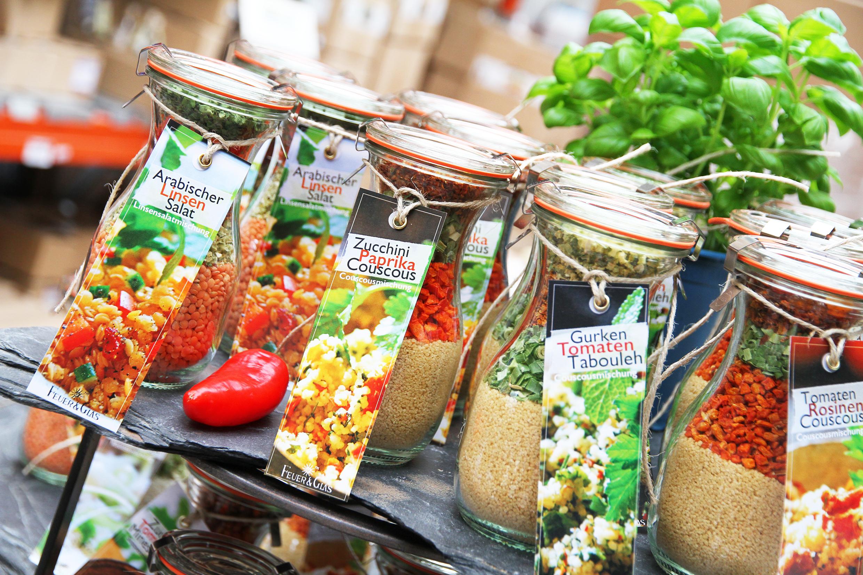 Paprika Zucchini Polenta  Mini ( 250 ml)