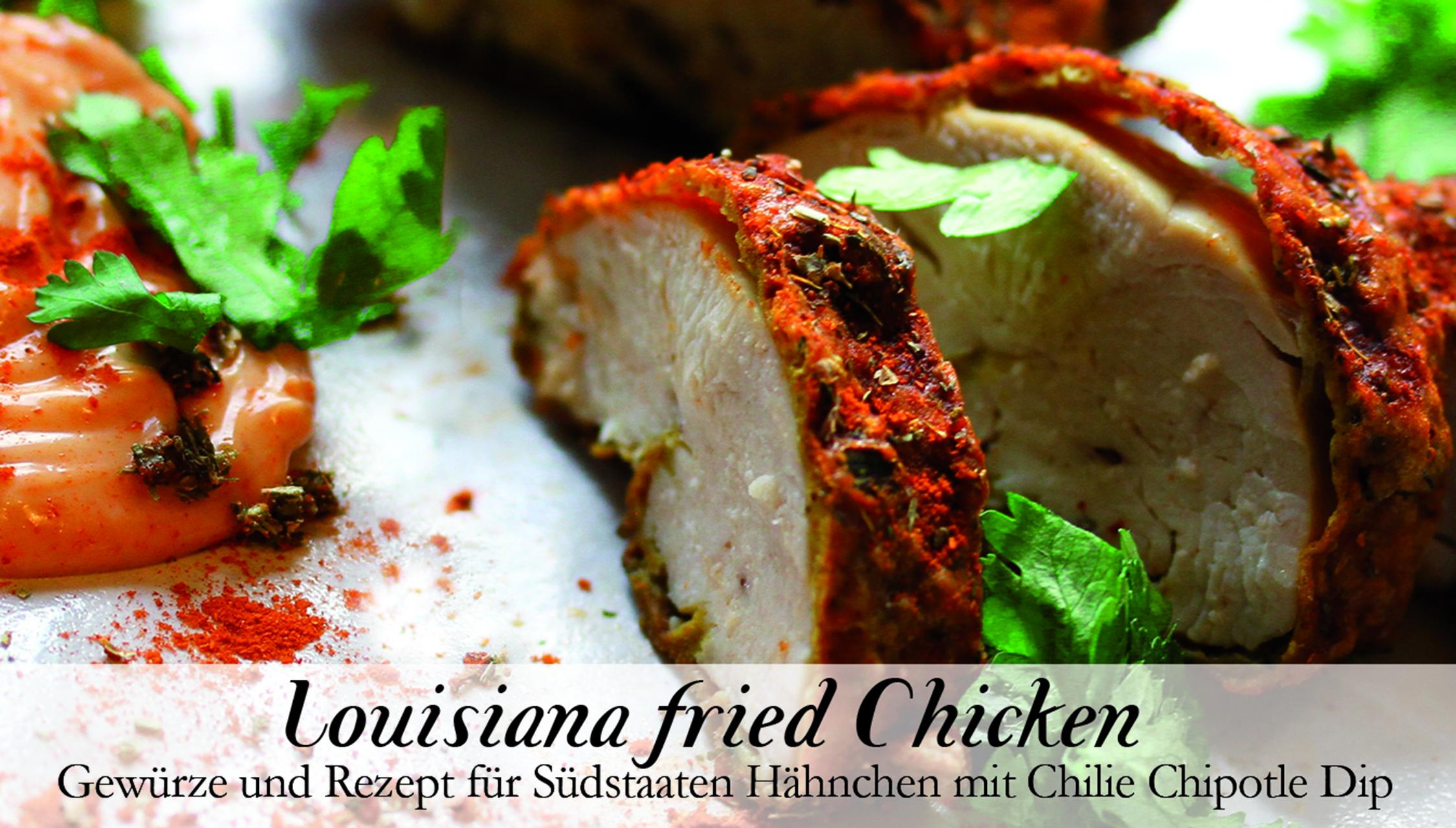 Lousiana fried Chicken