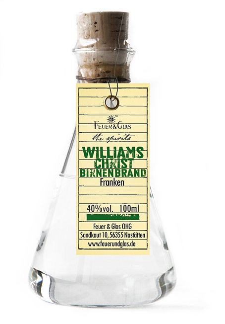 Williams Christ Birnenbrand, 100 ml, 40%  VOL